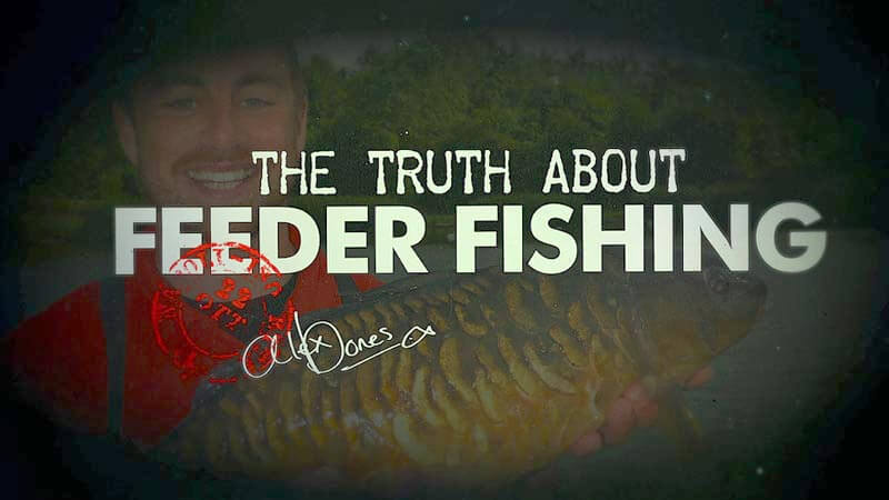 The Truth About Feeder Fishing with Alex Bones - FishingTV