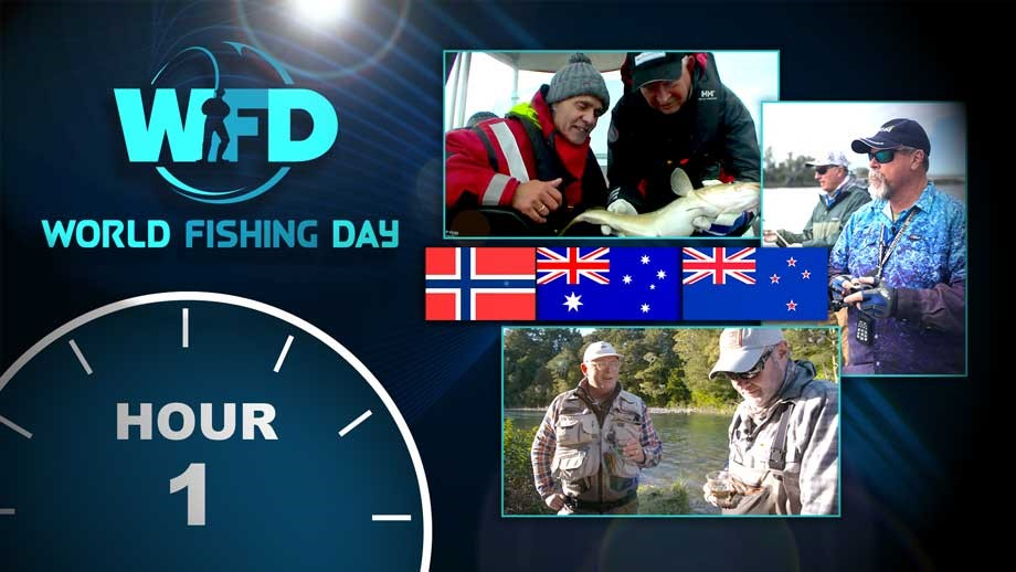 aef3cca3aefb1 World Fishing Day – all 24 hrs. June 23rd 2018 was the ...